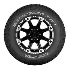 100 All Terrain Tires For Trucks 4 New P2357016 Cooper Discoverer AT3 60k Warranty