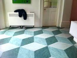 Black And White Linoleum Tile Floor Tiles S
