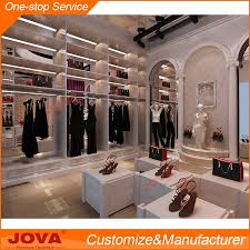 Retail Clothing Store Furniture Display Ideas