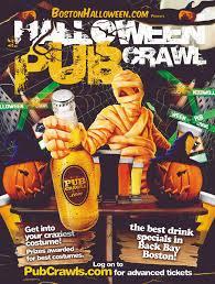Charlotte Nc Halloween Pub Crawl by Boston Official Halloween Back Bay Crawl Halloween Back Bay