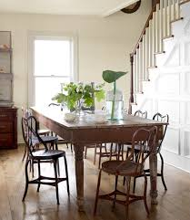 Old Wood Dining Room Table by 85 Best Dining Room Decorating Ideas Country Dining Room Decor