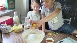 käsekuchen quark kuchen rezept mit kindern backen inkl