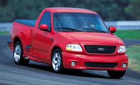 2001 Ford SVT F-150 Lighning | Instrumented Test | Car And Driver Velociraptor With The Stage 2 Suspension Upgrade And 600 Hp 1993 Ford Lightning Force Of Nature Muscle Mustang Fast Fords Breaking News Everything There Is To Know About The 2019 Ranger Top Speed Recalls 2018 Trucks Suvs For Possible Unintended Movement Five Most Expensive Halfton Trucks You Can Buy Today Driving Watch This F150 Ecoboost Blow Doors Off A Hellcat Drive F 150 Diesel Specs Price Release Date Mpg Details On 750 Shelby Super Snake Murica In Truck Form Tfltruck 5 That Are Worth Wait Lane John Hennessey Likes To Go Fast Real Crew At A 1500 7 Second Yes Please Fordtruckscom