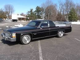 1983 Cadillac Flower Car Hearse Funeral New Paint Tires Brks COOL