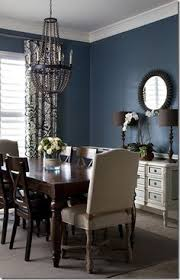 On Trend Navy Rooms Blue Dining Walls In Kitchen Room With