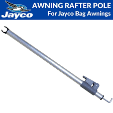 Jayco Bagged Awning Rafter Support Spreader Pole Clamp Lock ... Awning Electric Rv Awnings Canada Bird Wanderlodge Fcsb Silver Setting Up A Caravan Roll Out Top Tourist Parks Youtube New Range 10 Ft Jayco Bag To Suit The Dove Camper 2016 Seismic 4112 Ebay How To Replace An Rv Patio Fabric Discount Online Aliner Ideas Aframe Folding Pop Camp Trailers Jay Flight Travel Trailer Inc More Cafree Of Colorado Coast 22m Kitchen Sunscreen Swift Flite An Works Demstration Apelbericom Eagle Replacement With Simple Images In