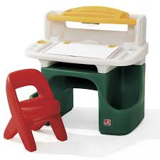 Easel Desk With Stool by Step2 Art Master Activity Desk