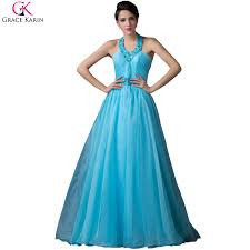 compare prices on blue halter ball gown online shopping buy low