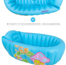 Inflatable Bathtub For Babies by New Baby Bath Tub Can Be Folded Large Inflatable Pool Basin