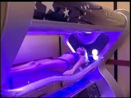 ets velocity hp1000 high pressure tanning bed