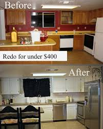 Before After 400 Kitchen Makeover By Classy Clutter Mallory