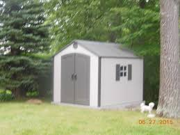 Roughneck 7x7 Shed Instructions by Base For Lifetime Plastic Storage Shed Building U0026 Construction