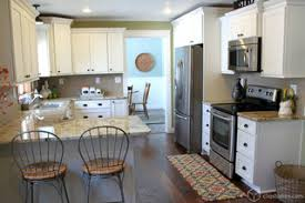 Nuvo Cabinet Paint Video by What Kind Of Paint Should I Use To Paint Oak Kitchen Cabinets