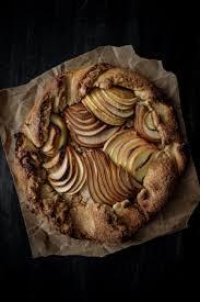 Tarte Rustique Pommes Poires Et Flocons Davoine