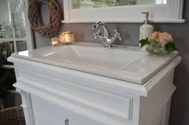 waschbecken unterschränke land liebe badmöbel landhaus
