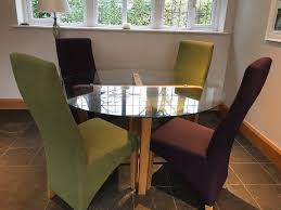 High Back Fabric Dining Chairs X 4   In Liss, Hampshire   Gumtree Ax Mgaret Purple Velvet Ding Chair Contemporary Room Design Ideas Showcasing Rectangle White Chairs First Fniture Nella Vetrina Visionnaire Ipe Cavalli Single Katie Arm Bri Kitchen Fabric Metal Frame Modern Set Industrial Vintage Wood Iron Antique Finish Cello Buy Wrought Chairspurple The Store Oak Leather And Chairs Archives Cumbria Wooden Effect Legs Living With Back And Arms Also Four Glass Round Table Natural Pine Tabletop