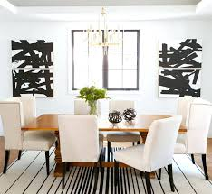 Art Dining Room View In Gallery Deco Decorating Ideas