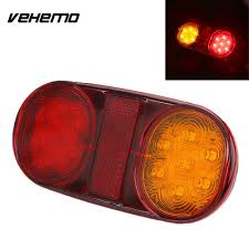 Vehemo 14 LED Truck Trailer Boat Caravan Rear Tail Light Brake Stop Lamp  Taillight-in Car Light Assembly From Automobiles & Motorcycles On ... Led Truck Light Tktl081 Buy Led Trailer Chrome Bar 5 Leds Rclighthouse Details About To Fit Mercedes Actros Mp3 S Steel Grill C Spots Side Utility Httpwwwlmrkcomproductvideosled Whosale 932v 65w 5x7 Headlight For Truck Light7 Inch Square With Ledauto Parts Accsories 2013 F250 Super Duty Bed Lights 4 12 Round Stopturntail W Grommetwiring Red 2 White 92 Function Tailgate 48 Strip Stopbrake Ford F150 Clearance Marker Speedtech Car Stop Rear Tail Brake Reverse Turn Indiactor 12v24v Atv Trucks Lamps Tailight Assembly Backup Auxiliary Lighting Kit Installation Fits All Suvs