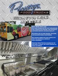 Prestige Food Trucks Media Kit | Prestige Custom Food Truck Manufacturer California Food Truck For Sale Brand New Kitchen The 10 Most Popular Food Trucks In America Used Trucks Buy Mobile Kitchens Gmc Wkhorse Lance Campers 750 Rv Trader Miami 82012 Update Roadfoodcom Discussion Board Tampa Area Bay Custom 82k Mexican Stock Photos Images Ice Pops And One Stunning Brand As Their Website Makes Clear The Unforgettable Cupcakes Proven Success Karaoke Florida