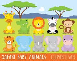 Animales De Zoologico Para Colorear