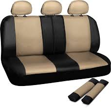 100 Truck Seat Covers OxGord Faux Leather Rear Bench Universal Fit For Car