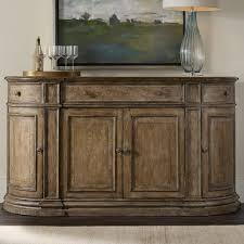Solana Wood Three Drawer Four Door Buffet