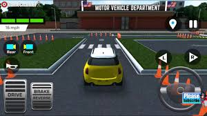 Car Driving Parking School - Racing Games - Videos Games For ...