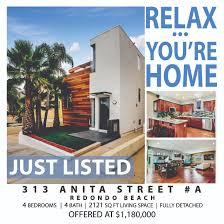 Mcswain Flooring Blue Ash by New Listing 313 Anita Street A Redondo Beach