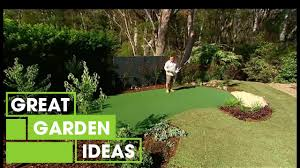 Make Your Own DIY Putting Green | Gardening | Great Home Ideas ... Backyard Putting Green With Cup Lights Golf Pinterest Synthetic Grass Turf Putting Greens Lawn Playgrounds Simple Steps To Create A Green How To Make A Diy Images On Remarkable Neave Sports Photo Mesmerizing Five Reasons Consider Diy For Your Home Inspiration My Experience Premium Prepackaged Houston Outdoor Decoration Do It Yourself Custom