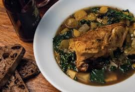 cuisine z viking style chicken stew with beeradvocate