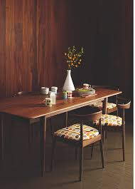 Heals Orla Kiely Dining Furniture