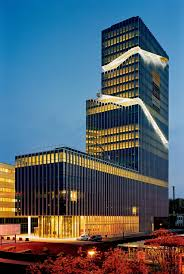 100 Vinoly Architect Mahler 4 Office Tower Amsterdam The Netherlands Rafael