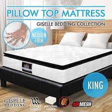 Ebay King Size Beds by Elegant Latex King Size Mattress Giselle Bedding Mattress