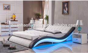 2016 smart bett mit led und iphone lautsprecher schlafzimmer möbel bc01 buy bett bett mit led und iphone lautsprecher schlafzimmer möbel product on
