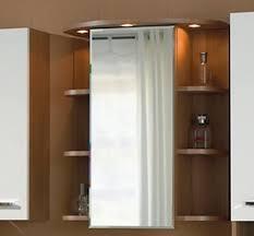 roller spiegelschrank forli braun de küche haushalt