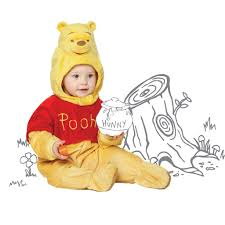 Disney Baby Winnie The Pooh by Winnie The Pooh Baby Costume With Moulded Hood U2013 Time To Dress Up