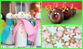 Rice Krispie Christmas Tree Pops by Christmas Tree Party Week Food And Drink Party On Purpose
