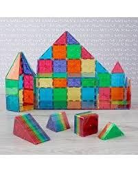 don t miss this bargain land of nod magna tiles clear colors