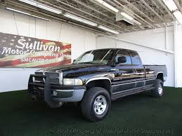 1998 Used DODGE RAM 2500 At Sullivan Motor Company Inc Serving ...
