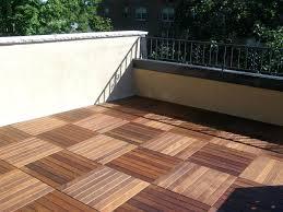 Kontiki Deck Tiles Canada by Kontiki Interlocking Wood Deck Tiles Real Wood Xl Series 9 Slat