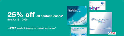Walgreens Contact Lens Sale | Order Acuvue, Air Optix ...