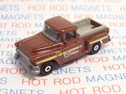 100 Stepside Trucks 1957 GMC Pickup Truck Hot Rod Refrigerator Tool Etsy
