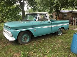 1964 Chevy Truck Engine New I Bought A 64 Chevy C10 With A 66