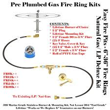 Fireplace Gas Burner Pipe by Fire Pits Design Wonderful Fire Pit Natural Gas Burner Propane