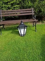 large style half wall l light lantern coach house