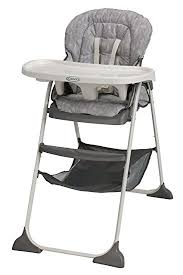 Oxo Tot Sprout Chair Amazon by Amazon Com Graco Slim Snacker High Chair Whisk Baby