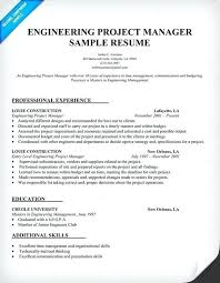 It Project Manager Sample Resume Functional Automotive Manufacturing Design Engineer Format Doc
