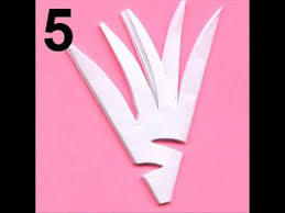 12 Easy Paper Snowflake DIY ideas