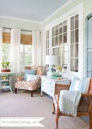 Love The Casual Vibe But With Classic Furniture