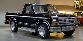 100 1982 Ford Truck For Sale In Our St Louis Missouri Showroom Is A Black